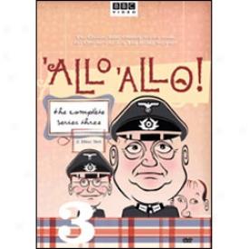 Allo 'allo! Succession 3 Dvd