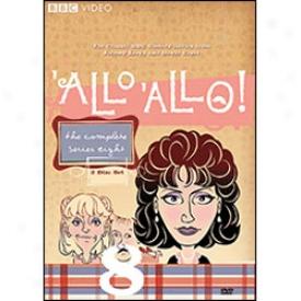 Allo 'allo ! Series 8 Dvd