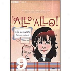 Allo 'allo! Seres 9 Dvd