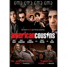 American Cousins Dvd