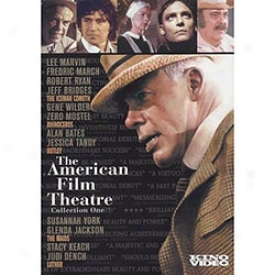 American Film Theatre Set 1 Dvd