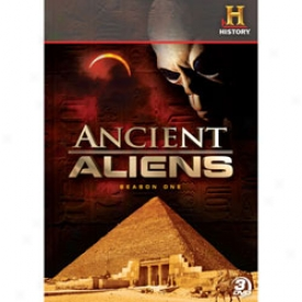 Ancient Aliens: Season One Dvd Or Blu-ray