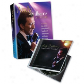 Andy Williams Collection Dvd