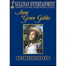 Anne Of Green Gables Trilogy Dvd