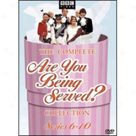 Are You Being Served? Series 6-10 Dvd