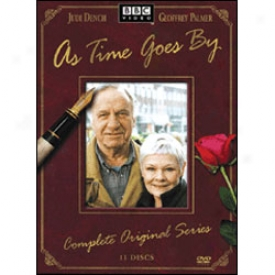As Time Goes By Complete Original Series 1-9 Dvd