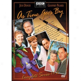 As Time Goes By Succession 1 & 2 Dvd