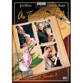As Time Goes By Series 3 Dvd
