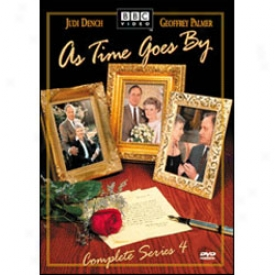 As Time Goes By Sereis 4 Dvd