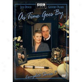 As Time Goes By Series 7 Dvd