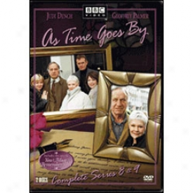 As Time Goes Along Series 8 & 9 Dvd