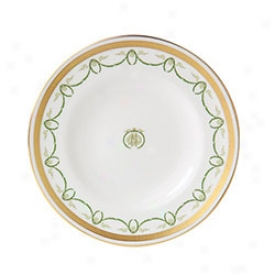 Authentic Titanic China Dinner Plate