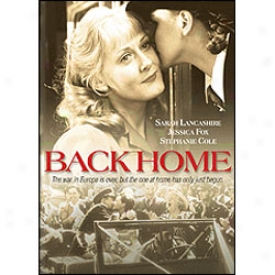 Back Home Dvd