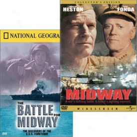 Battle For Micway Collection Dvd