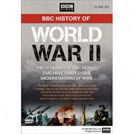 Bbc History Of Wwii Dvd