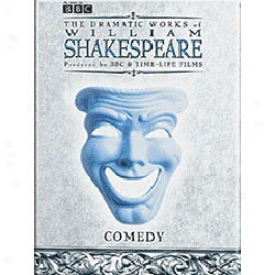 Bbc Shakespeare Plays Comedy Dvd