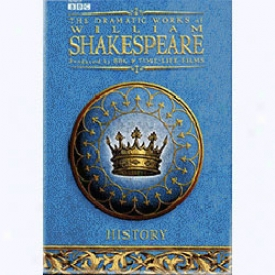 Bbc Shalespeare Plays History Dvd