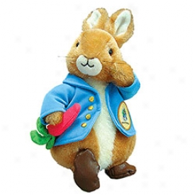 Beatrix Potter Plush Collectible: Peter Rabbit
