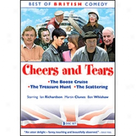 Best Of British Comedy Cheers And Tears Dvd