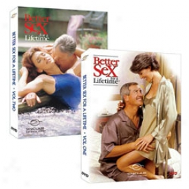 Better Sex For A Lifetime Convolution 1 & 2 Dvd