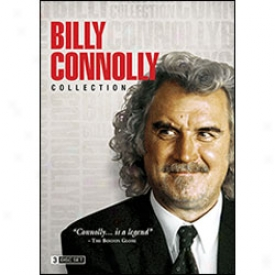 Billy Connolly Collection Dvd