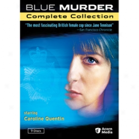 Blue Murder Complete Collection Dvd