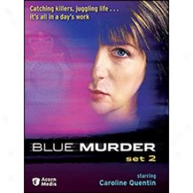 Blue Murder Set 2 Dvd