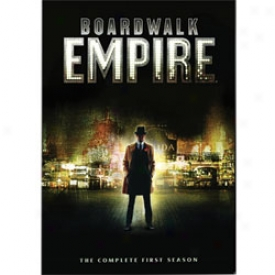 Boardwalk Empire The Complete First Season Dvd