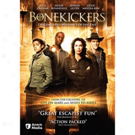 Bonekickers Dvd