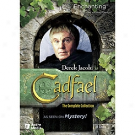 Cadfael Complete Collection Dvd