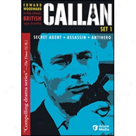 Callan Set 1 Dvd