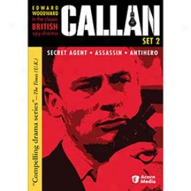 Callan Set 2 Dvd