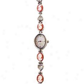 Cameo Bracelet Watch