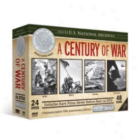 Century Of Declared hostilities National Archives Collection Dvd
