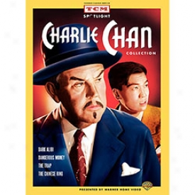Charlie Chan Collection Dvd