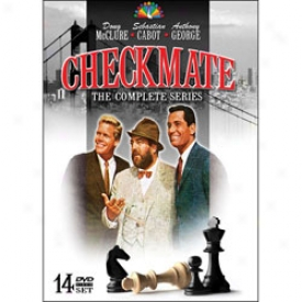 Checmkate Complete Series Dvd