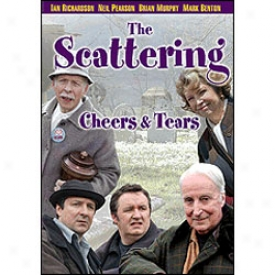 Cheers & Tezrs The Scattering Dvd