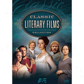Classic Literary Films Collection Dvd