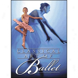 Classical Art Of Ballet Set Dvd