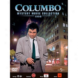 Columbo Mystery Movie Collection 1990 Dvd