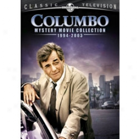 Columbo Mystery Movie Collection 9194-2003 Dvd