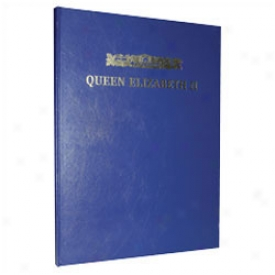 Commemorative Queen Elizabeth Ii Newspaper Book Book