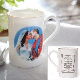 Commemorative Royal Wedding Mug