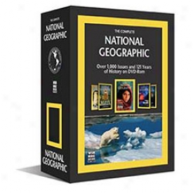 Complete Na5ional Gdographic Complete Set Dvd-rom