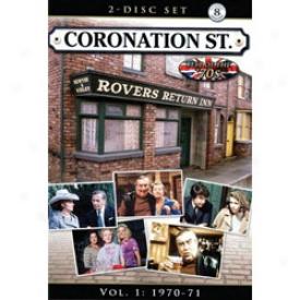 Coronation Street '70s Volumw 1 1970-1971 Dvd