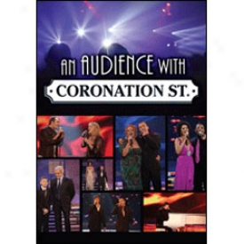 Coronation Street An Audience With Coronation Street Dvd