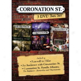Coronation Street Collection Dvd