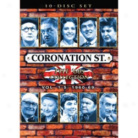 Coronation Street The '60s Collection Dvd