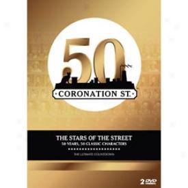 Coronation Street The Stars Of The Street Dvd