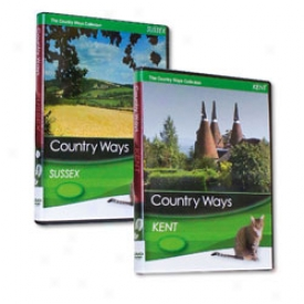 Country Ways Kent And Sussex Dvd